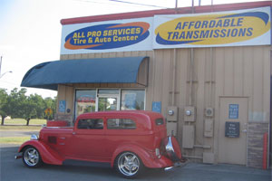 All Pro Services Tire & Auto Center | Knoxville, TN 37929